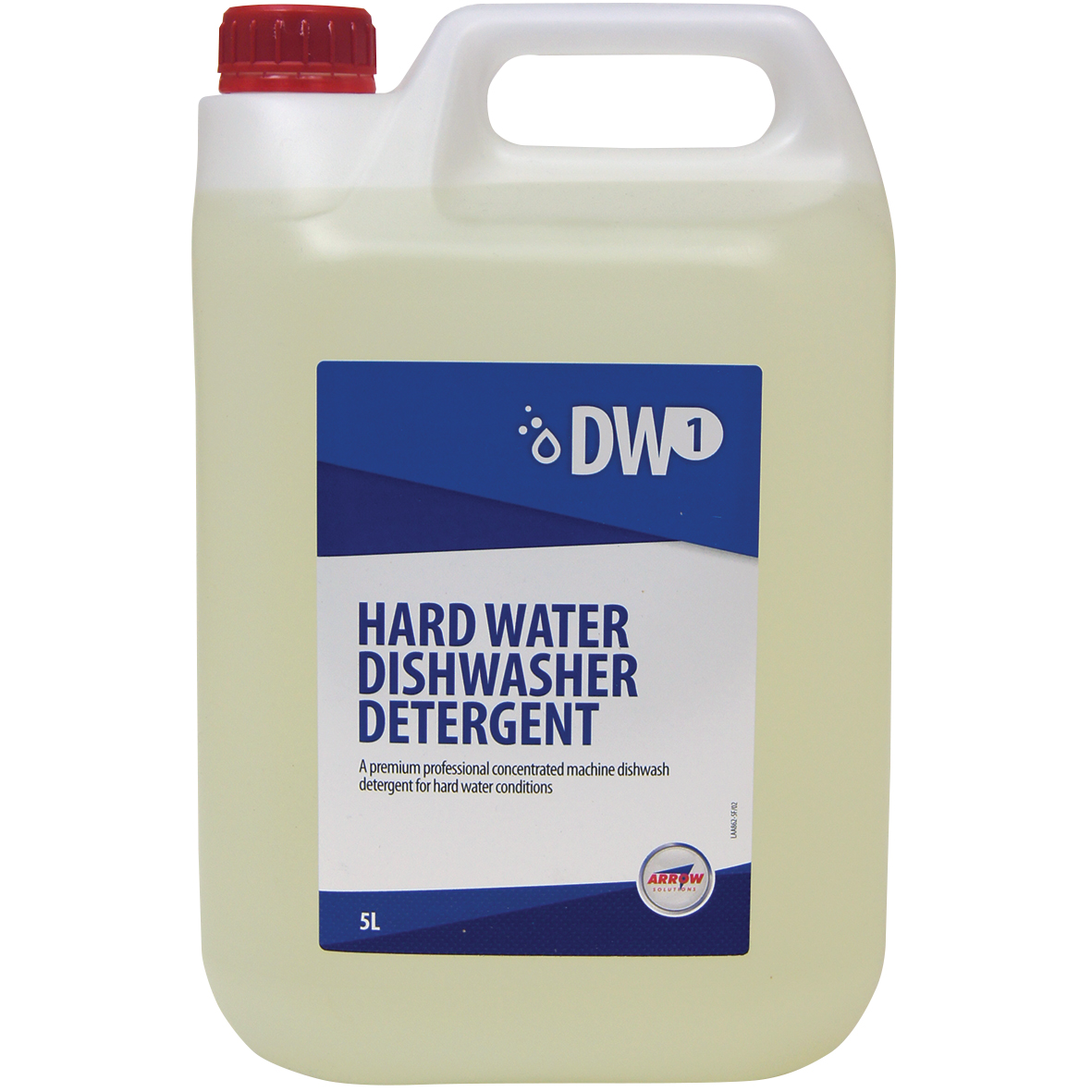 DW1 Hard Water Dishwasher Detergent