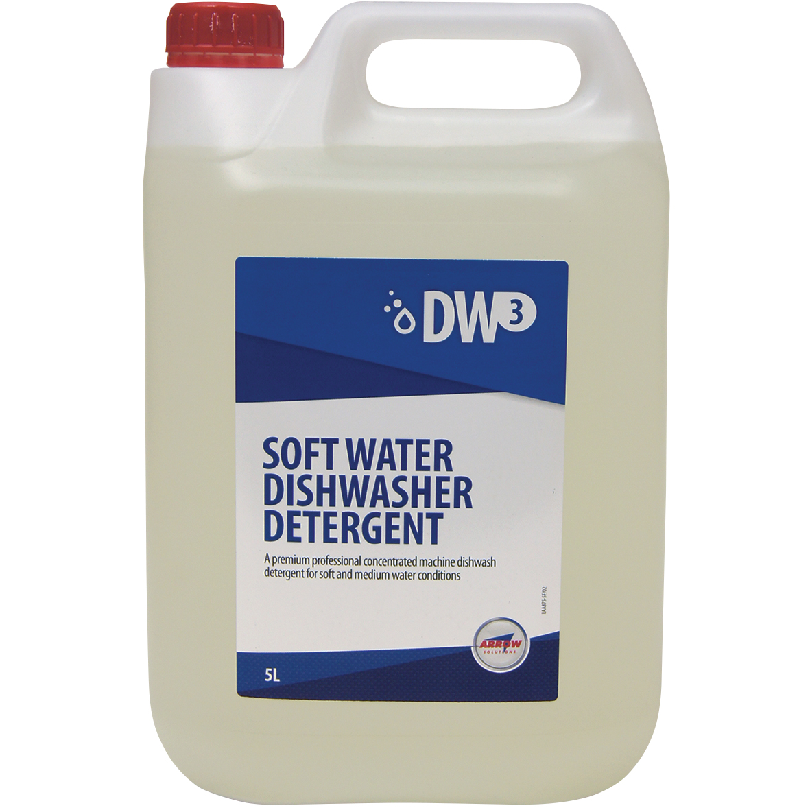 DW3 Soft Water Dishwasher Detergent product image
