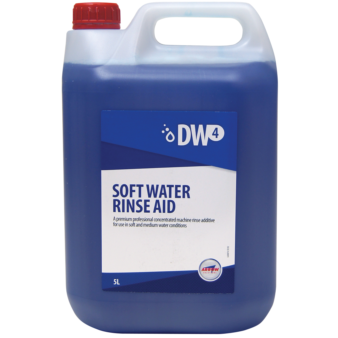 DW4 Soft Water Rinse Aid product image