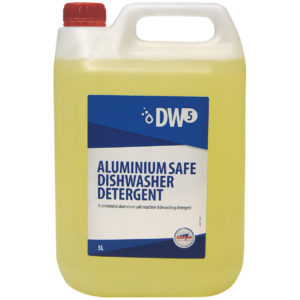 DW5 Aluminium Safe Dishwasher Detergent