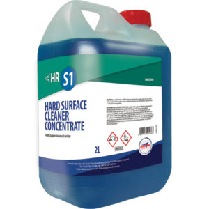 HRS1 Hard surface cleaner concentrate product image