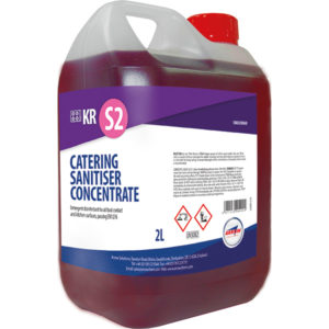 KR S2 Catering Sanitiser Concentrate product image