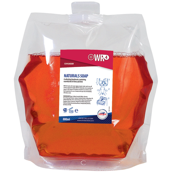 WR4 Naturals Soap product image