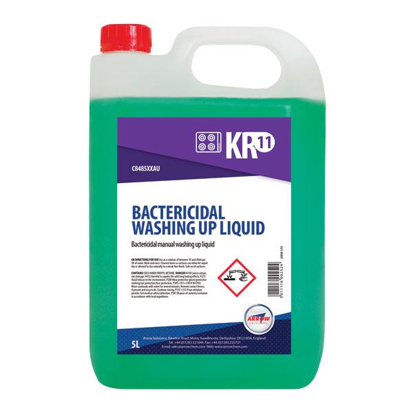 KR11 Bactericidal Washing Up Liquid product image